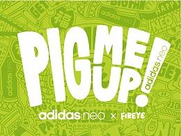 "ADIDAS NEO CNY ""PIG ME UP"""