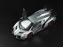 汽车合金模型拍摄