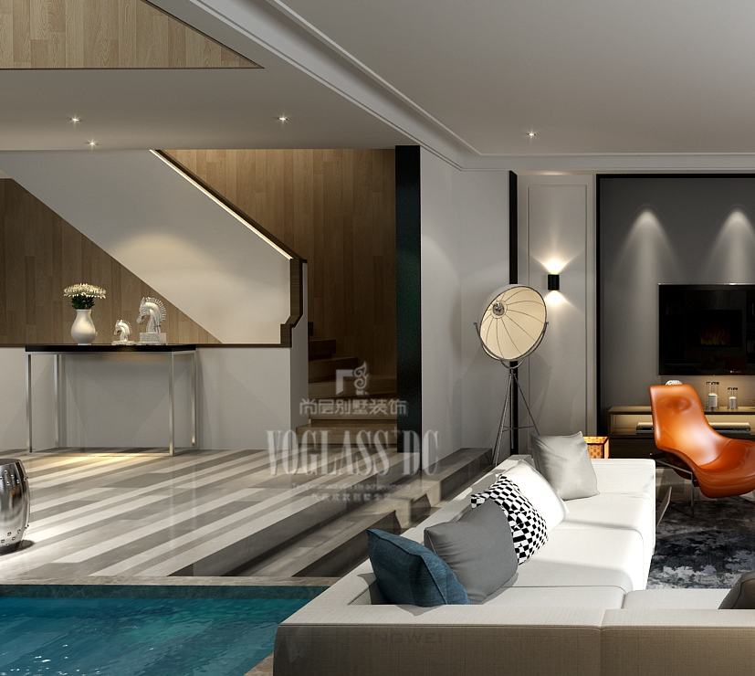 全套天著空间效果图|室内设计|远洋/建筑|尚层_中小型装修公司规章制度设计师图片