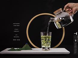 春沐晓茶,明前茶事 | 简约古风产品拍摄