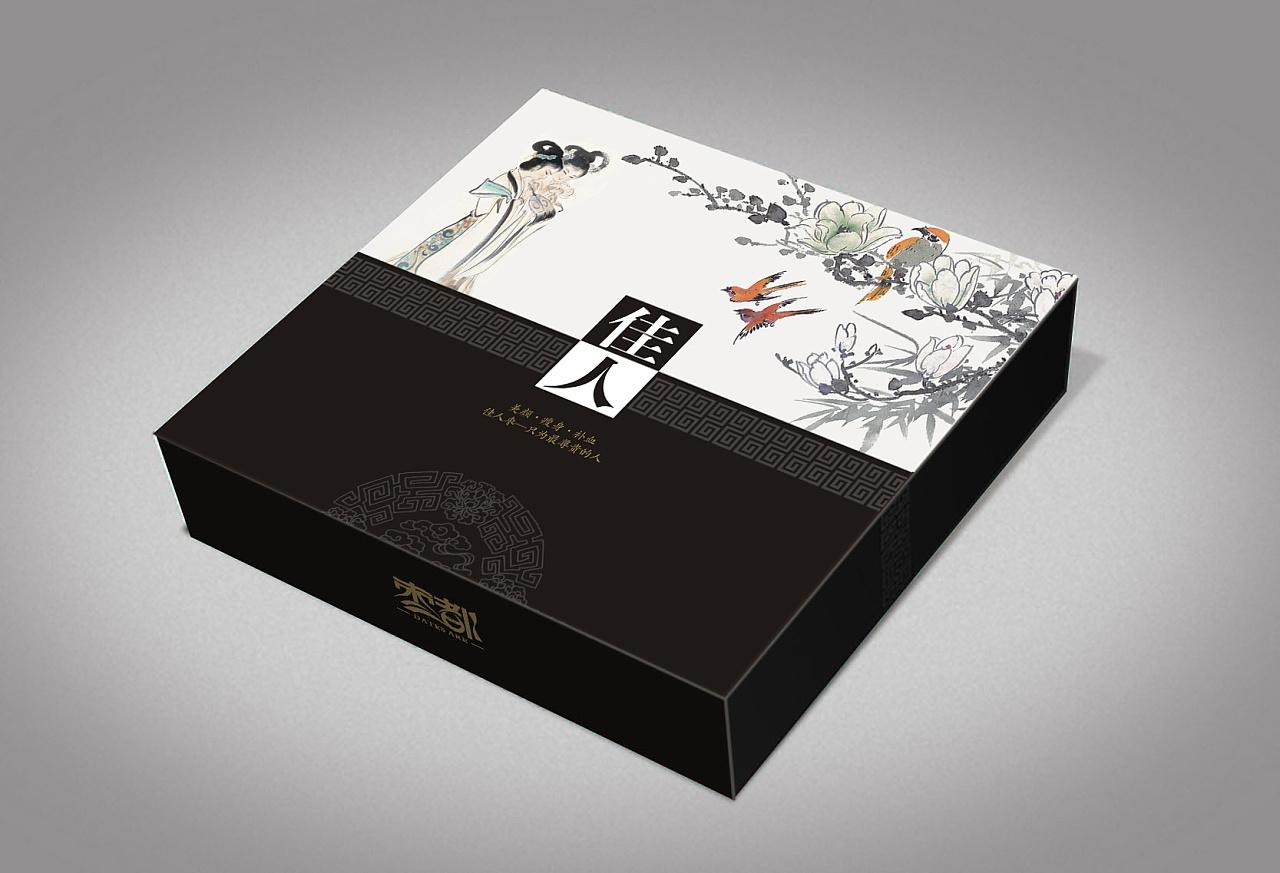 红枣 包装设计图片