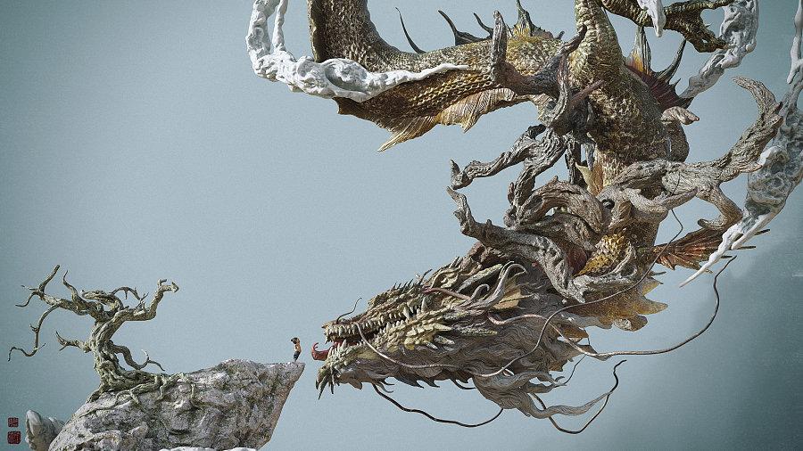 查看《Fearless journey(金鳞少年)》原图,原图尺寸:2560x1440