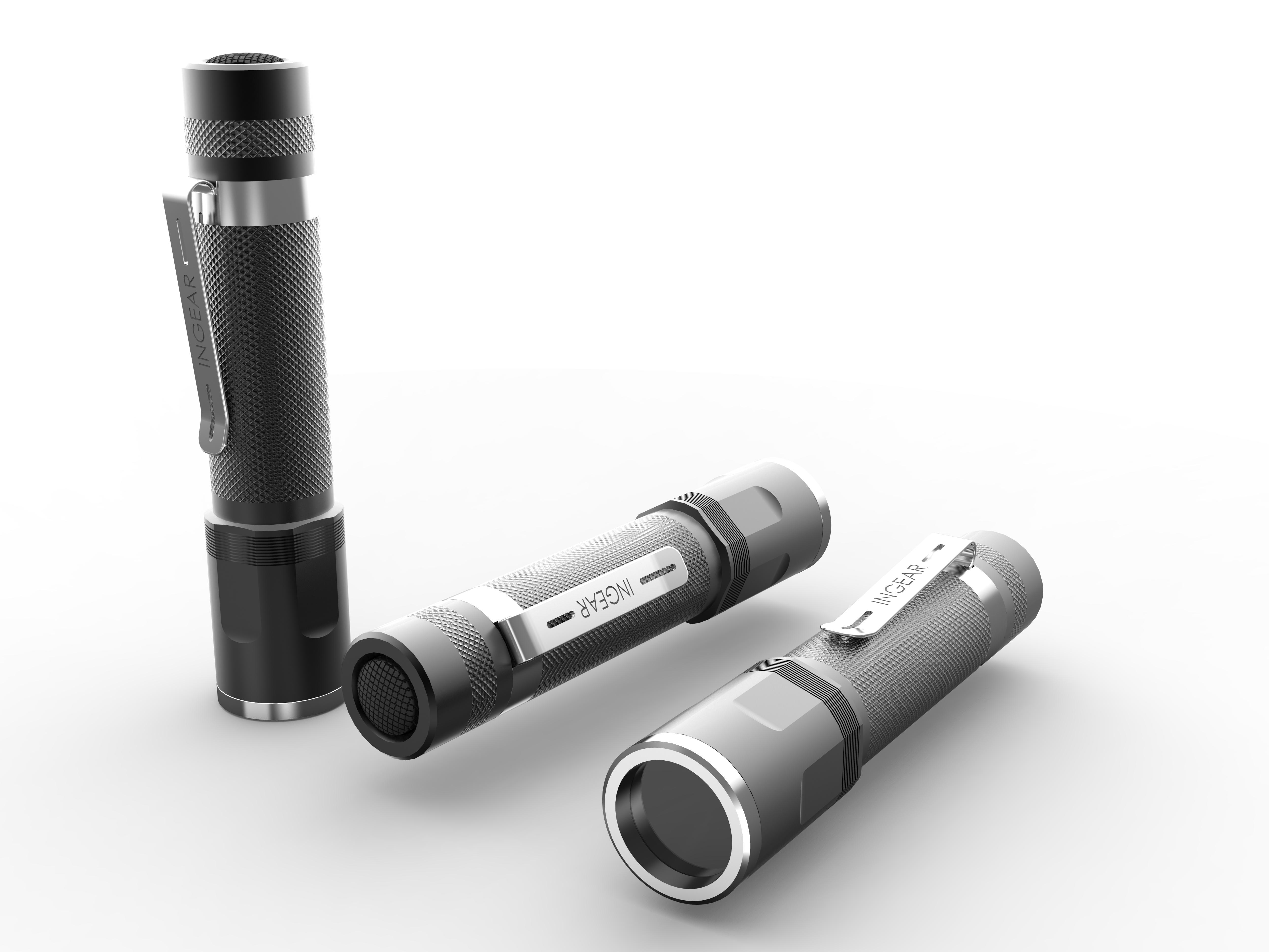 手电筒概念|工业/产品|生活用品|seanzhengyu - 原创