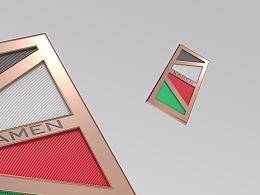 意大利卡门品牌形象塑造