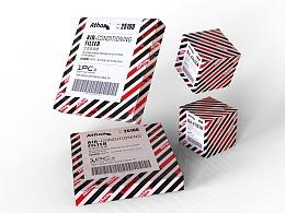 2款滤清器包装设计案例-悟杰品牌视觉设计