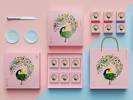 仙食季/月饼包装设计