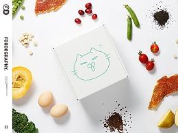 电商摄影   wulimiao猫粮 ✖ foodography