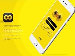 MOROCO Design(山水沟通)-布尔财经品牌识别系统设计