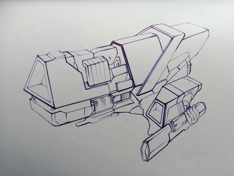 工业设计徒手手绘