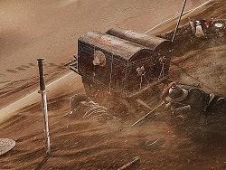 江湖系列模拟电影海报