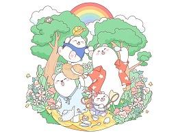 MIDEA FAMILY 野餐time!