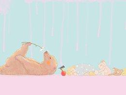熊孩子和熊(绘本全)