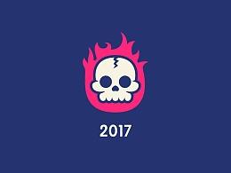 放些2017年画的小东西