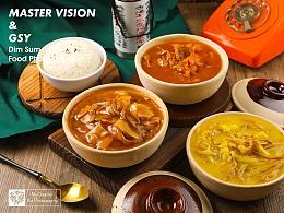 港式卤肉面煲仔饭鸡蛋仔拍摄|美食摄影|上海魔摄视觉