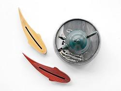 鱼乐 | 檀木熏香器