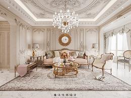 【魔方】法式轻奢•浙江宁波住宅项目