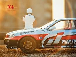 田宫 1:24 GTR-R34