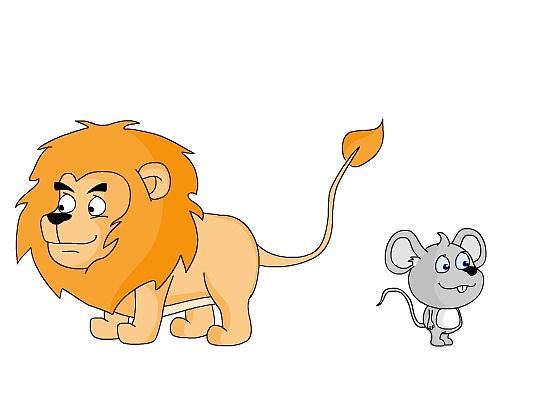 老鼠报恩动画片人设在电影院里的按摩图片