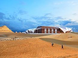 沙漠建筑研究——酒店