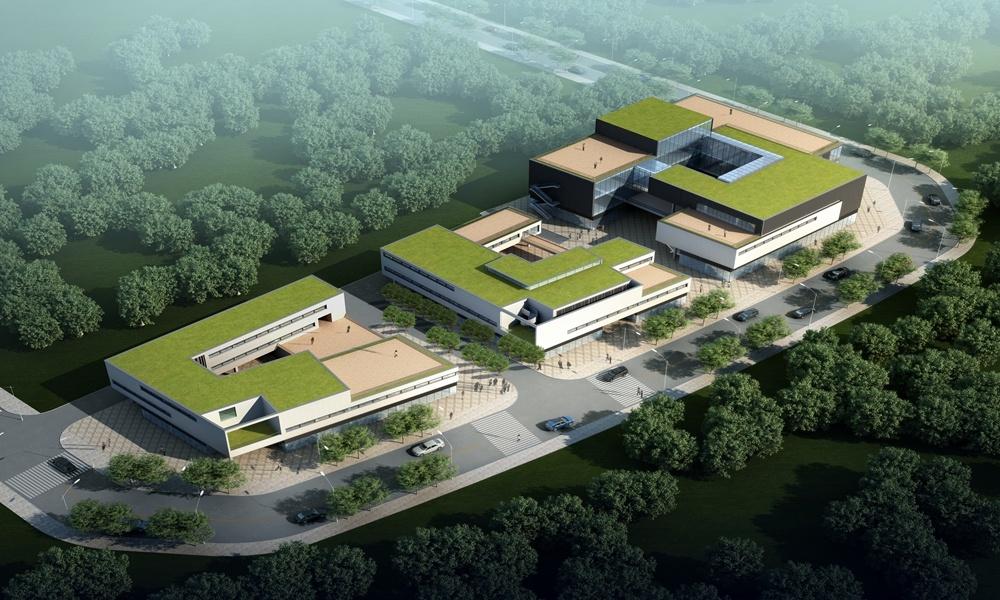重庆生鲜主体规划/农贸市场设计/菜市场设计房屋设计软件3d超市图片