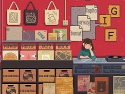 像素,饮食小店们,pixel