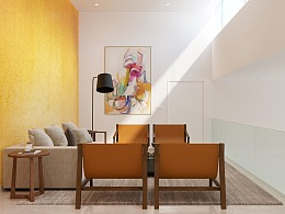 蒙特雷·金色宫殿·Caro的家I这座建筑能将光线涂上金色