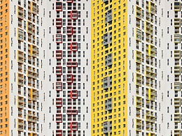 Symphony of architectural forms