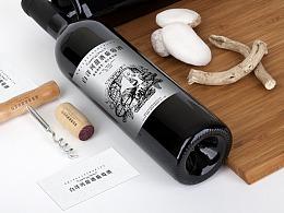 【标签】红酒标签