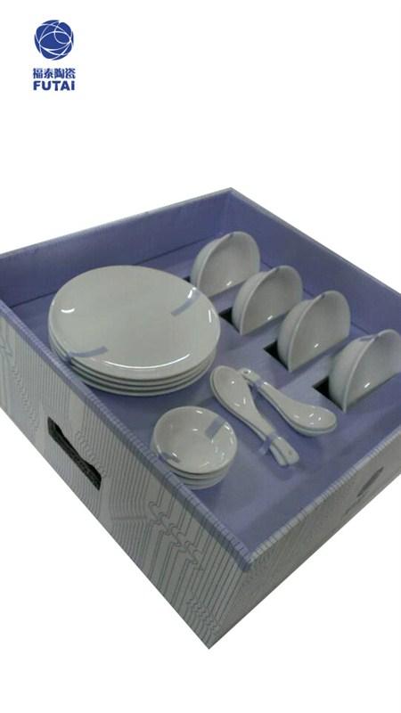 《福泰陶瓷》餐具包装图片