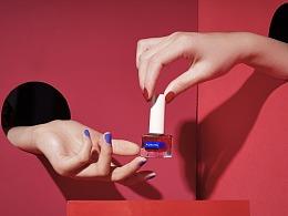 指甲油产品图拍摄