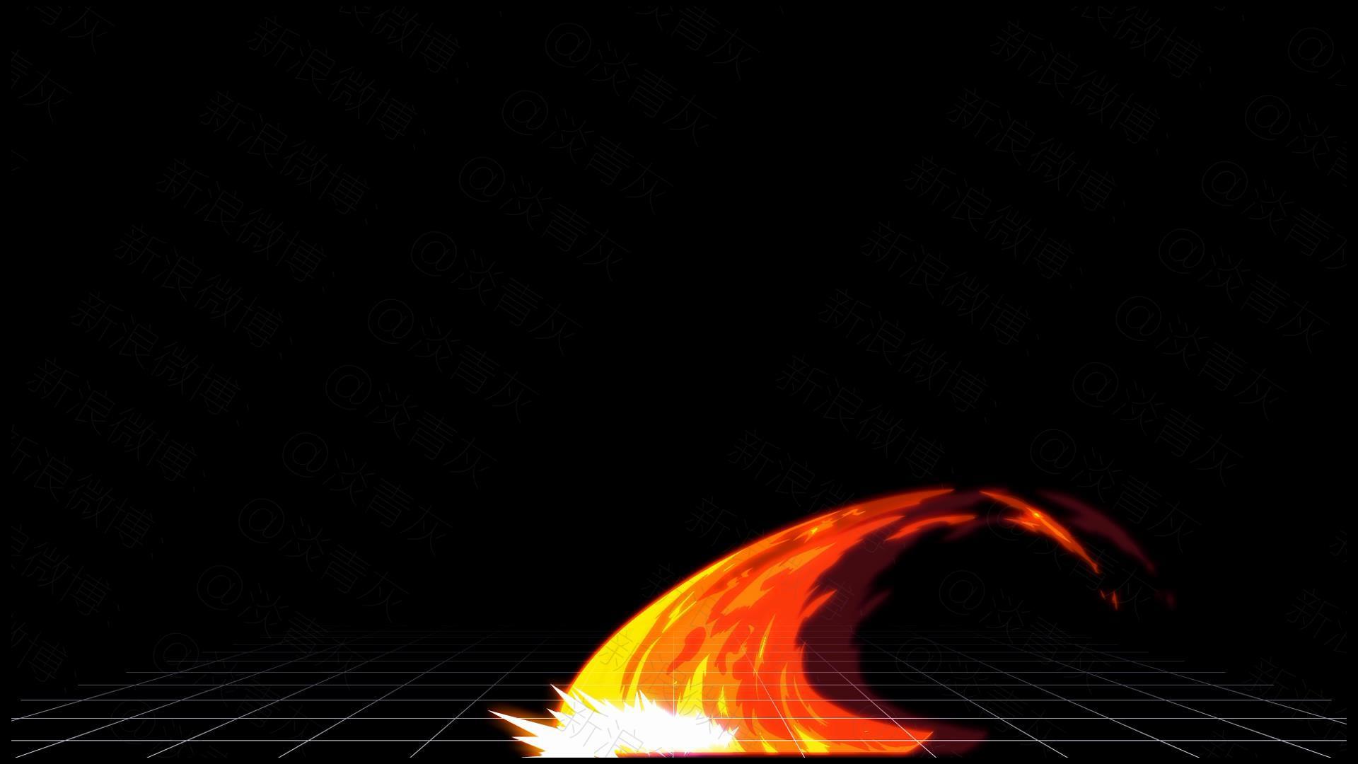 flash 手绘特效|动漫|动画片|淡青灰 - 原创作品