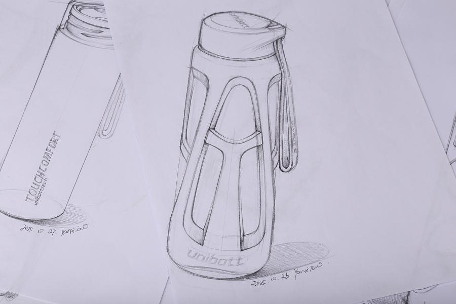 unibott优道#早期产品草图图片