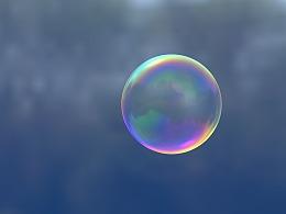 苦七君的C4D小课堂001:气泡薄膜材质