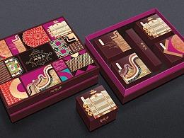 陶陶居月饼盒设计