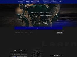 英文网站设计