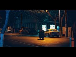 行走在电影中的长安城