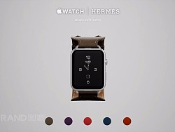 Apple Watch Hermès Real-Time Visualization