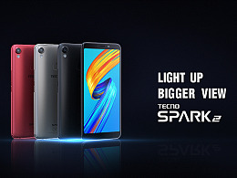 tecno spark2 产品宣传片