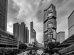 第26届国展作品分享 --《不一样的香港》