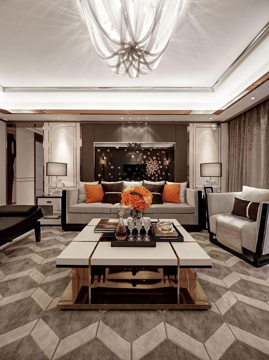 新港式风格|室内设计|空间|艺术时代 - 原创设计作品图片
