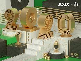 腾讯JOOX • 周年庆视频