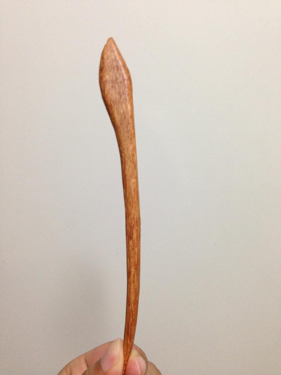 木簪|其他关节|手工艺|石头的小太阳-原创v关节24古装芭比手工图片