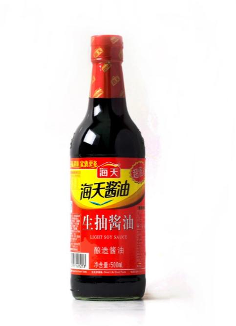 海天酱油为生活增添色彩|其他|其他|a19920506