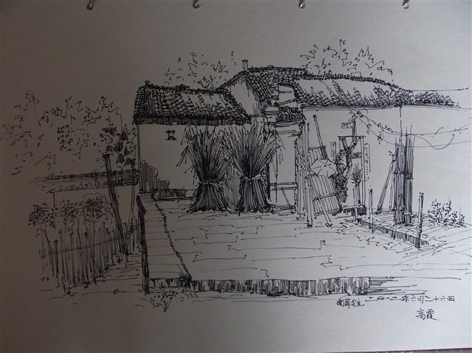 线稿与手绘板练习