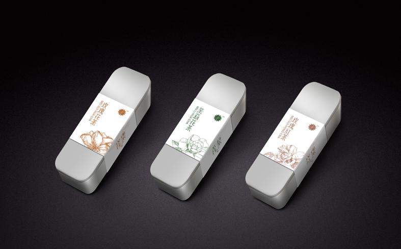 几何花果茶包装设计|包装|平面|elro