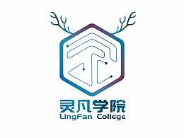 学院logo