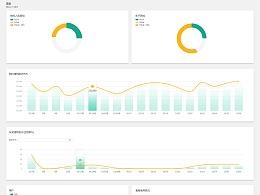 网页设计-后台系统设计