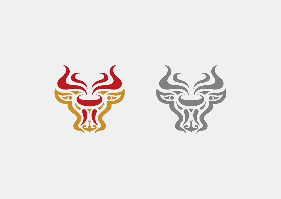辛派牛肉粉logo设计