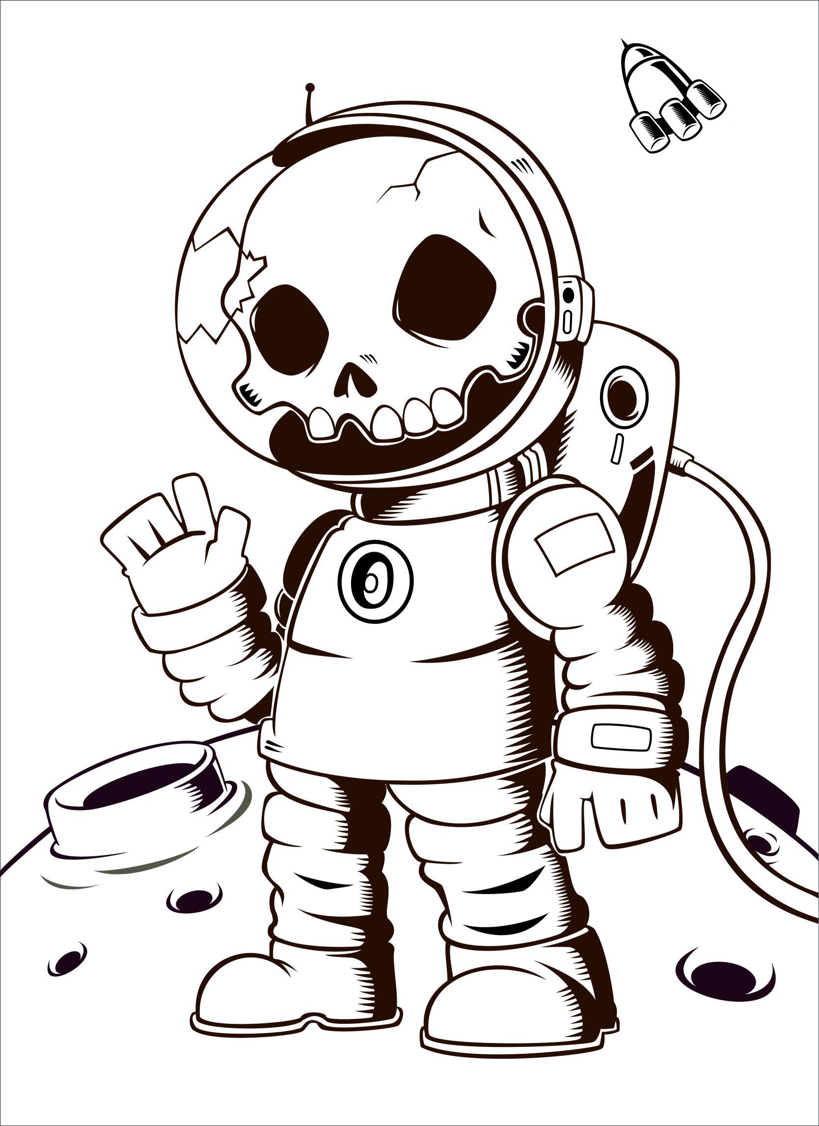 动漫 简笔画 卡通 漫画 手绘 头像 线稿 1668_2292 竖版 竖屏