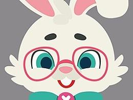 条纹兔小稿